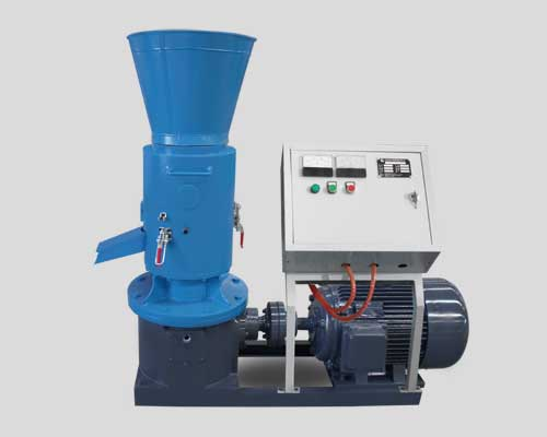 R-type electric pellet machine
