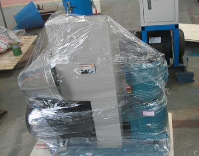 D type electric pellet mill
