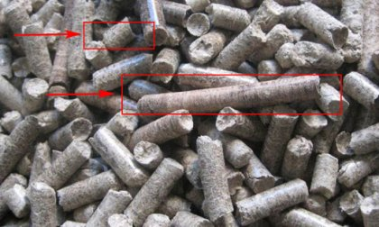 How to identify quality of biomass pellets