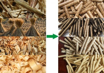 Biomass pellets, will change living condition of ordinary people