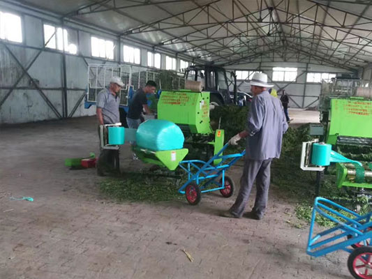 Specifications of 9YY-55 automatic silage round baler