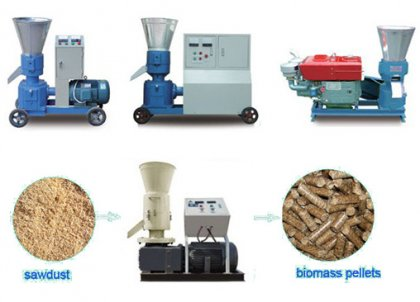 Issues about operating sawdust pellet machine
