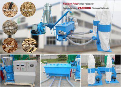 Prospect and advantages of wood pellet machine market in 2019