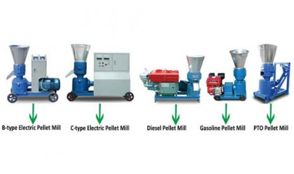 What's the advantage of flat die pellet machine?