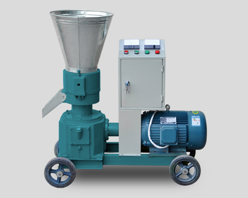 D-type electric pellet machine