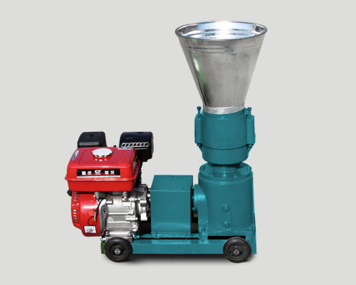 D-type gasoline pellet machine