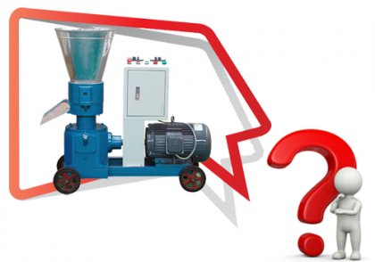 What do you want to know when looking for a pellet machine?
